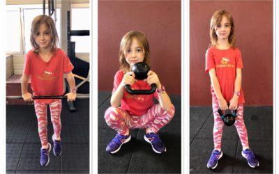 La pratique du CrossFit chez les enfants